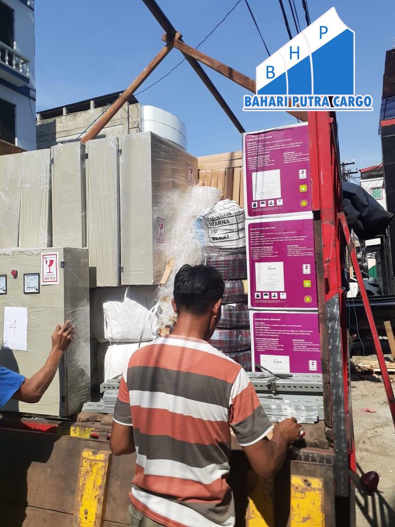 Ekspedisi Jakarta BHP Cargo Jasa Kirim Barang Papua