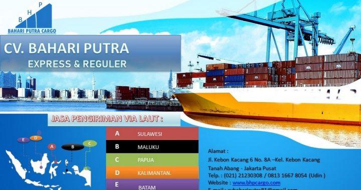jasa cargo laut bhp cargo