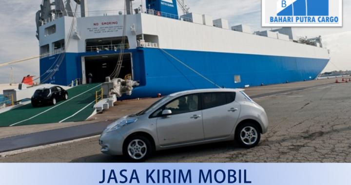 Jasa Kirim Mobil Via Kapal Pelni dan Roro
